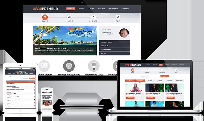Inside Youpreneur.com