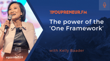 The Power of the 'One Framework', with Kelly Baader