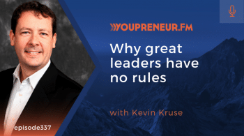 Why Great Leaders Have No Rules, with Kevin Kruse