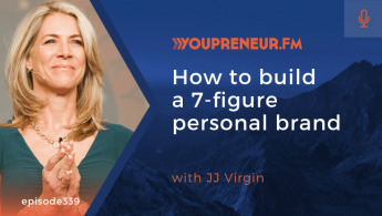 How to Build a 7-Figure Personal Brand, with JJ Virgin