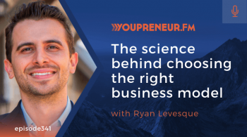 The Science Behind Choosing the Right Business Model, with Ryan Levesque