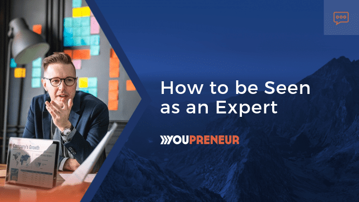 How to be Seen as an Expert