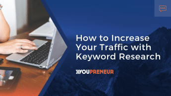 How to increase your traffic with keyword research