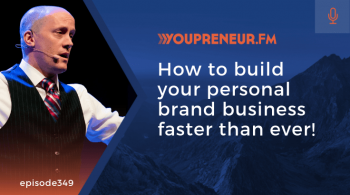 How to Build Your Personal Brand Business Faster Than Ever!