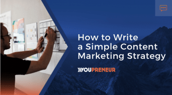 How to Write a Simple Content Marketing Strategy