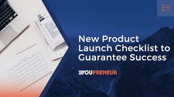 New Product Launch Checklist to Guarantee Success