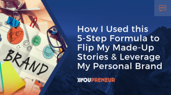 5 Step Formula to Leverage Personal Brand