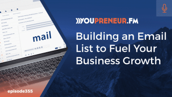 Building an Email List to Fuel Your Business Growth