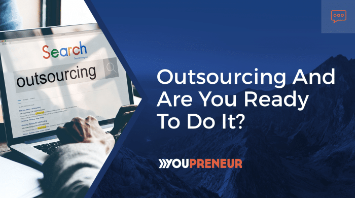 What is outsourcing and are you ready to do it