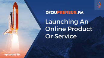 Launching an Online Product or Service