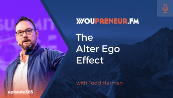 Alter Ego Effect with Todd Herman