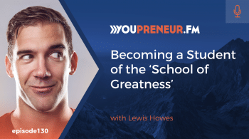Becoming a Student of Greatness