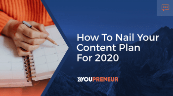 How to Nail Your Content Plan