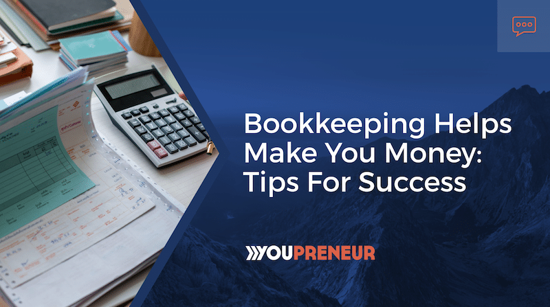 Bookkeeping Helps Make Money