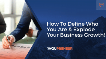 HOW TO DEFINE WHO YOU ARE & EXPLODE YOUR BUSINESS GROWTH!