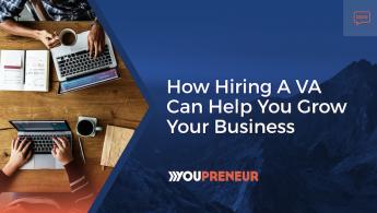 Hiring a VA can Help Grow Business