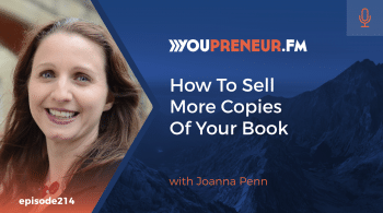 How to Sell More Copies of Your Book, with Joanna Penn
