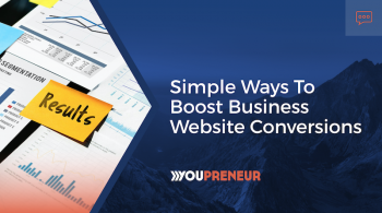 Simple Ways to Boost Business Website Conversions