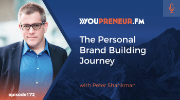 The Personal Brand Building Journey According to Peter Shankman