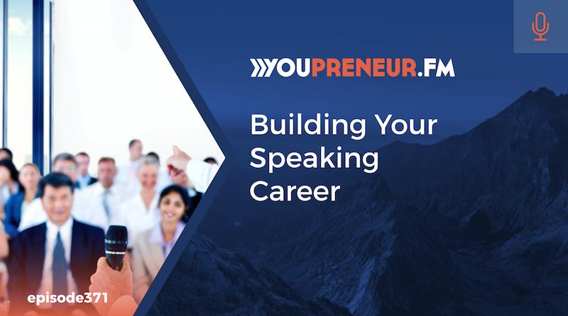 Building Your Speaking Career