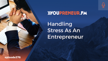 Handling stress as an entrepreneur