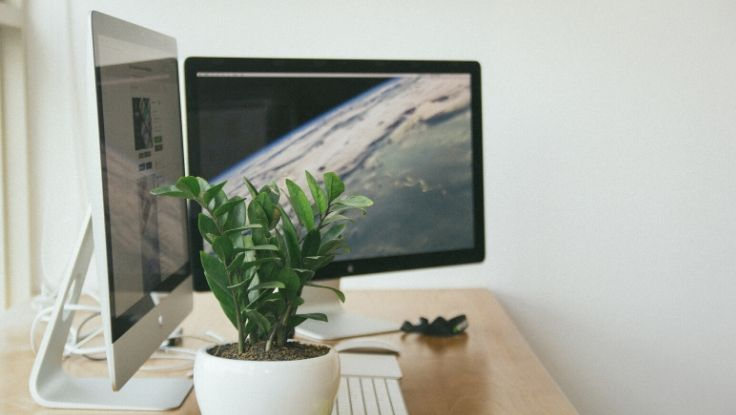 keep a clean workspace