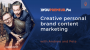 YOU311 - Creative Personal Brand Content Marketing, with Andrew and Pete