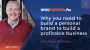 YOU313 - Why You Need to Build a Personal Brand to Build a Profitable Business, with Pete Matthew