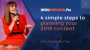 YOU319 - 4 Simple Steps to Planning Your 2019 Content, with Janet Murray
