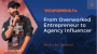 YOU320 - From Overworked Entrepreneur to Agency Influencer, with Lee Jackson