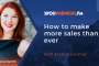 YOU305 - How to Make More Sales Than Ever, with Jessica Lorimer